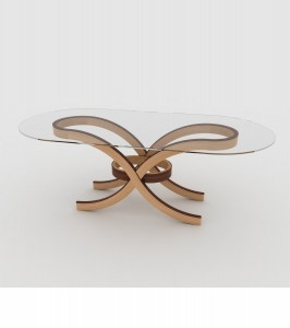 Curly Coffee Table