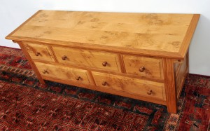 Bed End Chest