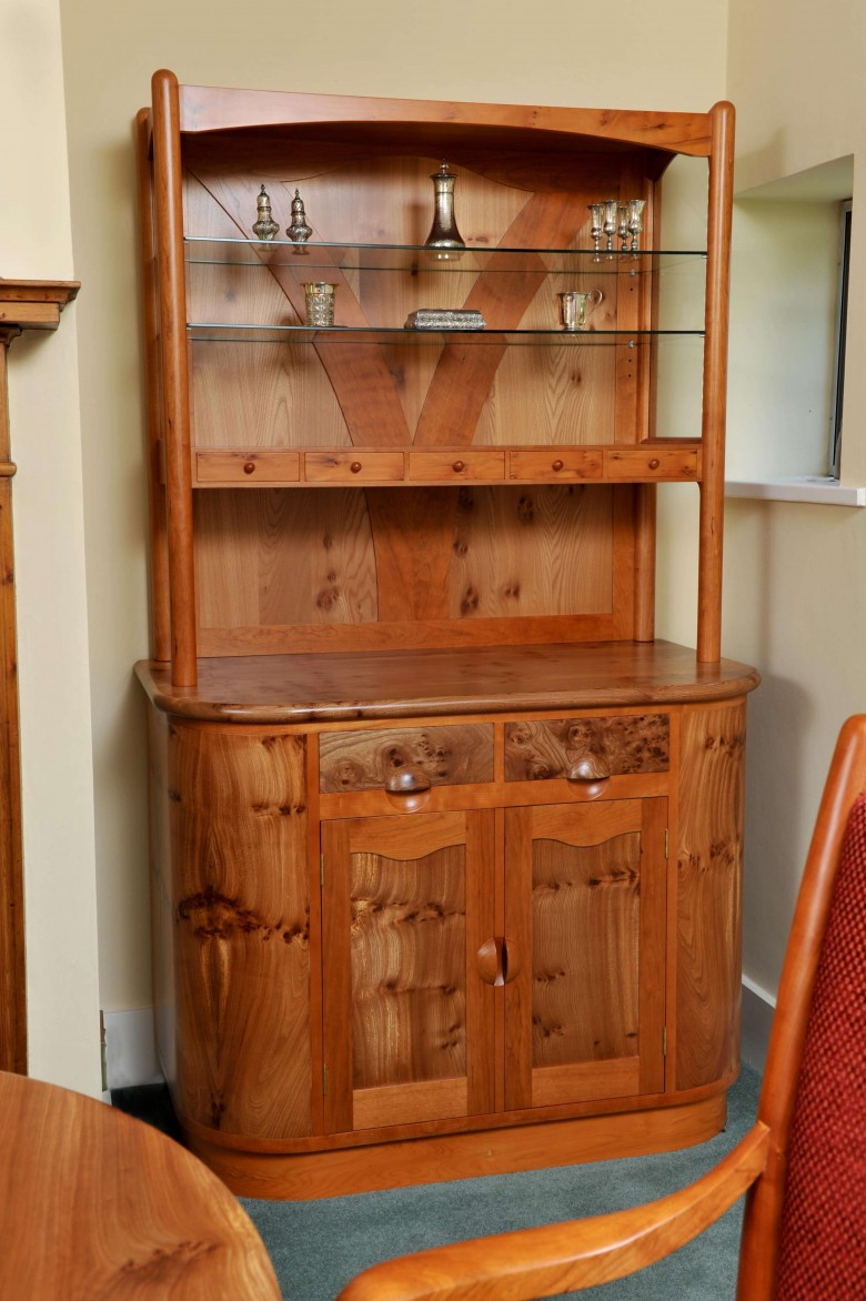The Oving Display Cabinet