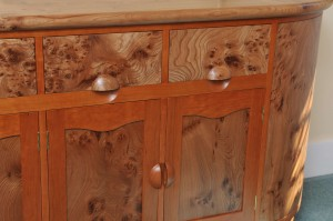 Sculpted Drawer & Door handles