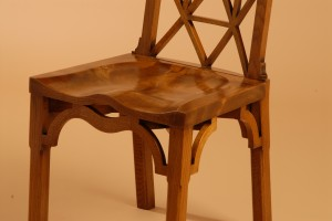 Waterloo chair elm seat