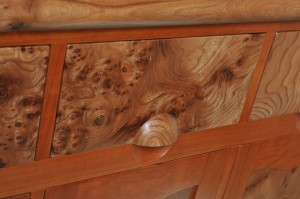 Sculpted Drawer Handle