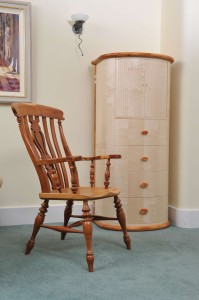 Classic Meets Contemporary - Windsor chair